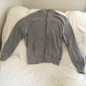 Calvin Klein Zip-Up Cardigan/Sweater (BRAND NEW)